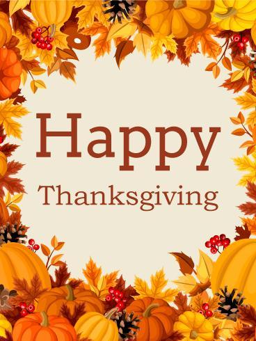 happy thanksgiving pic