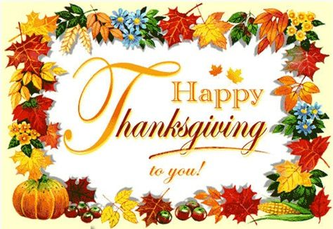 thanksgiving greeting card messages