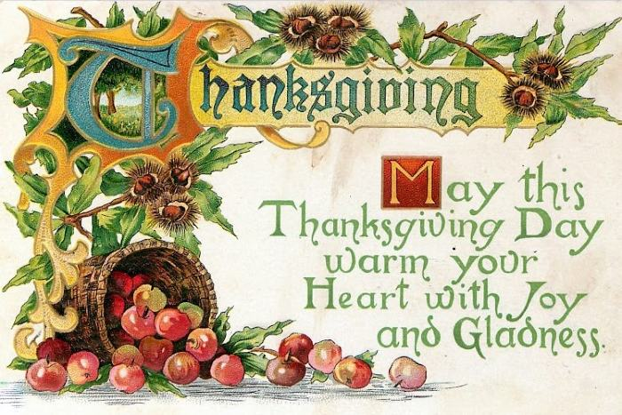 thanksgiving messages to clients