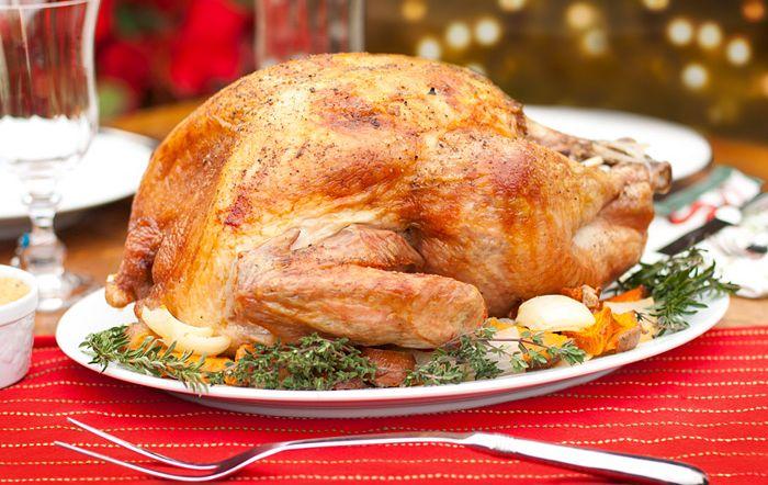 Paprika Roast Turkey