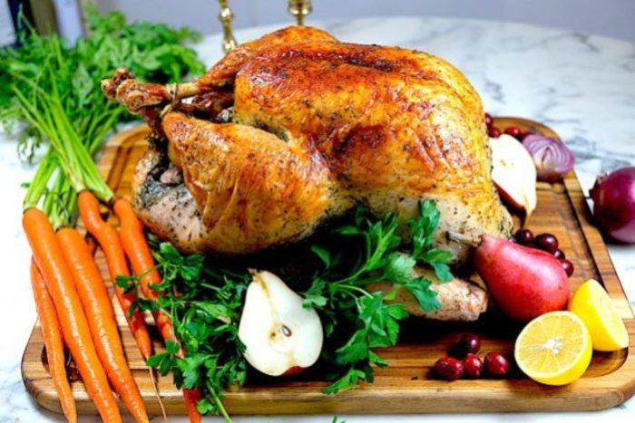 Traditional Roast Turkey- healthy ground turkey recipes