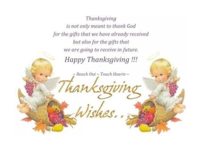 best thanksgiving messages
