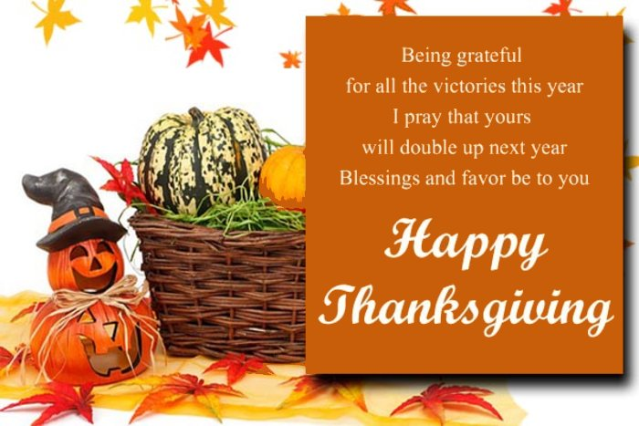 thanksgiving day greetings messages