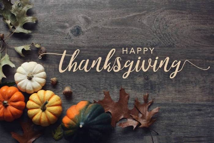 wishes happy thanksgiving